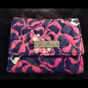 Vera Bradley Katalina Pink Wallet